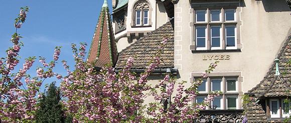 lycée Strasbourg